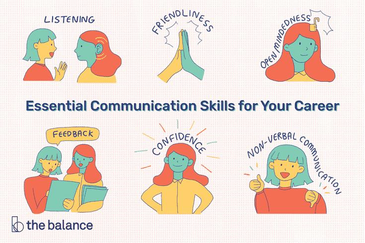 10 مهارت ارتباطی برتر
